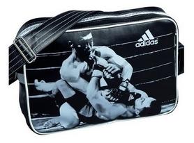 Сумка спортивная Adidas ММА с фотопечатью (Adi-BagMMA-L)
