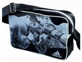 Сумка спортивная Adidas с фотопечать бокс (Adi-BagBox)