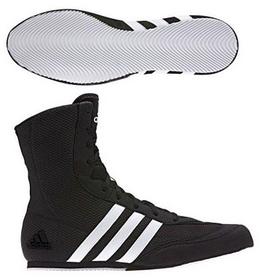 Боксерки Adidas Box Hog 2 (Adi-BH2-BLKW)