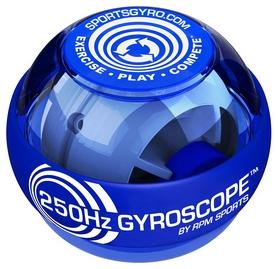 Тренажер кистевой Powerball 250 Hz Classic Blue, синий (5060109200157)