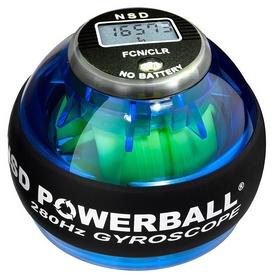 Тренажер кистевой Powerball 280 Hz Pro Blue, синий (5060109201239)