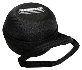 Сумка Powerball Leather Zip Pouch Black, черная (5060109200379)