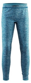 Термоштаны детские Craft Active Comfort Pants Junior AW 17, голубые (1903778-B370)