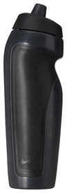 Бутылка спортивная Nike Sport Water Bottle - серо-черная, 600 мл (N.OB.11.030.OS-)