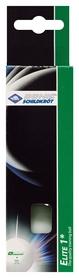 Набор мячей для настольного тенниса Donic Elite 1* - белые, 3 шт (4000885831009)