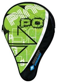Чехол для теннисной ракетки Donic Classic (1 ракетка + 3 мяча), зеленый (4000885185065)