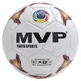 Мяч футбольный MVP F-806, белый
