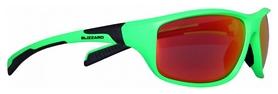 Очки солнцезащитные Blizzard Oskar Polar, зеленые (POL202-446)