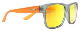 Очки солнцезащитные Blizzard Rio, оранжевые (PC802-482)