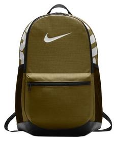 Рюкзак городской Nike NK Brsla M Bkpk Mens, зеленый (BA5329-399)