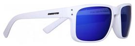 Очки солнцезащитные Blizzard Amsterdam, бело-синие (PC606-223)