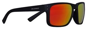 Очки солнцезащитные Blizzard Amsterdam, черные-оранжевые (PC606-112)