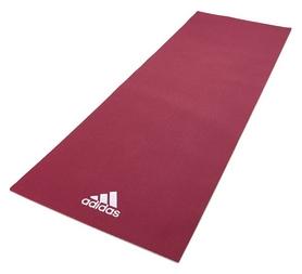 Коврик для йоги (йога-мат) Adidas - бирюзовый, 4 мм (ADYG-10400MR)