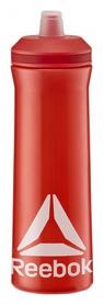 Бутылка для воды Reebok - красная, 0,75л (RABT-12005RD)