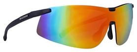 Очки спортивные Blizzard Erik Set, черно-оранжевые (PC439-1120)