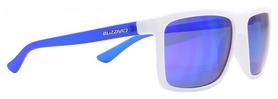 Очки солнцезащитные Blizzard Jamaica, бело-синие (PC801-233)