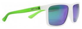Очки солнцезащитные Blizzard Jamaica Polar, зелено-белые (POL801-240)