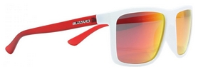 Очки солнцезащитные Blizzard Jamaica Polar, красно-белые (POL801-226)