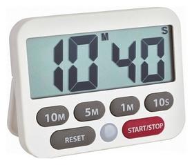 Таймер цифровой TFA, 90х17х90 (38203802)