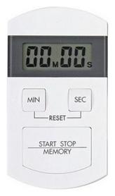 Таймер цифровой с секундомером TFA, 90х45 мм (38200502)