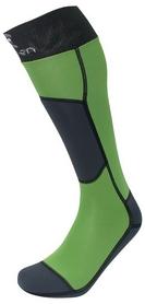 Термоноски лыжные Lorpen STF 311, зеленые (6 110 002 311)