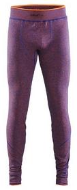 Термоштаны мужские Craft Active Comfort Pants Man AW 17, фиолетовые (1903717-B386)