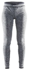 Термоштаны женские Craft Active Comfort Pants Woman AW 16, черные (1903715-B999)