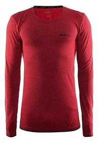 Термофутболка мужская с длинным рукавом Craft Active Comfort RN LS Man AW 16, красная (1903716-B464)