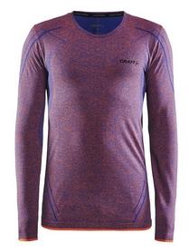 Термофутболка мужская с длинным рукавом Craft Active Comfort RN LS Man AW 17, фиолетовая (1903716-B386)