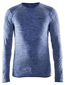 Термофутболка мужская с длинным рукавом Craft Active Comfort RN LS Man AW 17, синяя (1903716-B392)