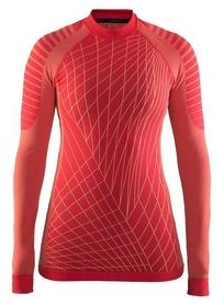 Термофутболка женская с длинным рукавом Craft Active Intensity AW 17, красная (1905333-452563)