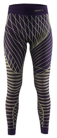 Термоштаны женские Craft Active Intensity Pants W AW 17, синие (1905336-751603)