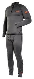 Комплект термобелья мужской Norfin inter Line Gray (303600)