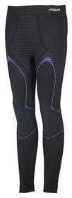 Термокальсоны женские Accapi X-Country Long Trousers Woman 999, черные (A653-999)