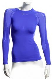 Термофутболка женская Accapi Polar Bear Long Sleeve Shirt Woman 975, фиолетовая (A745-975)