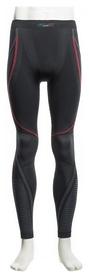 Термокальсоны мужские Accapi Ergoracing Long Trousers Man 906, черно-серые (A770-906)