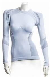 Термофутболка женская Accapi Propulsive Long Sleeve Shirt Woman 950, серебристая (ЕА708-950)