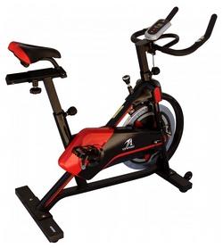Велотренажер USA Style SS-ET-903, красный