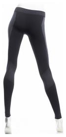 Термокальсоны женские Accapi Propulsive Long Trousers Woman 999, черные (EA710-999) - Фото №2