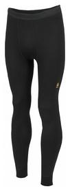 Термокальсоны мужские Aclima HotWool 230 gr Longs Unisex, черные (AC324003001)