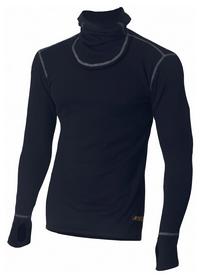 Худи огнестойкое мужские Aclima Work X-Warm Hood Sweater, темно-синие (AC435923055)