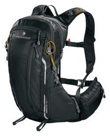 Рюкзак спортивный Ferrino Zephyr HBS - черный, 12+3 л  (925740)