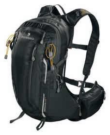 Рюкзак спортивный Ferrino Zephyr HBS, черный 17+3 л (925743)