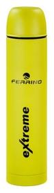 Термос стальной Ferrino Extreme Vacuum Bottle - желтый, 1 л (924879)