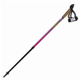 Палки для скандинавской ходьбы Vipole Vario Lady Top-Click, фиолетовые (923748)