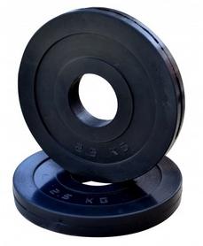 Диск обрезиненный RN Sport, 2,5 кг (OB002)
