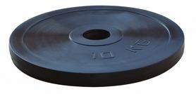 Диск обрезиненный RN Sport, 10 кг (OB0010)