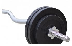 Штанга наборная RN Sport, 50 кг (RN_OBW50)