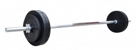 Штанга наборная RN Sport, 52 кг (RN_OB50)