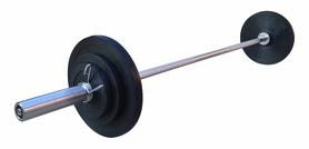 Штанга наборная RN Sport, 50 кг (RN_OB050)